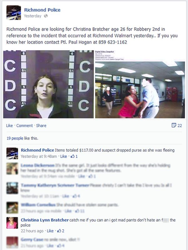 Stupid People Getting Caught For Crimes They Posted On Social Media