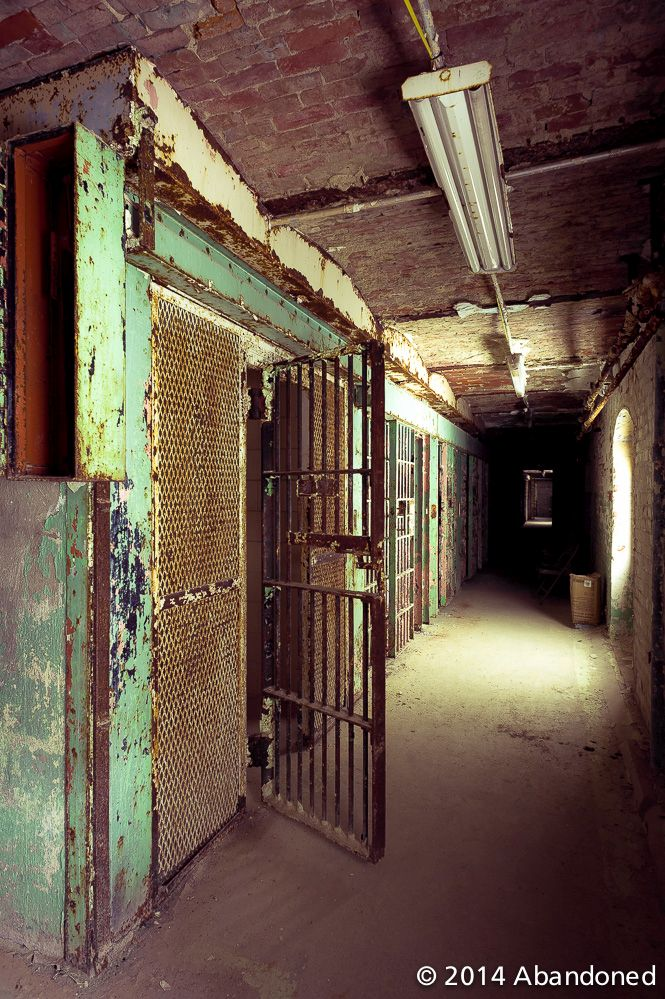 A Look Inside The Ohio State Reformatory