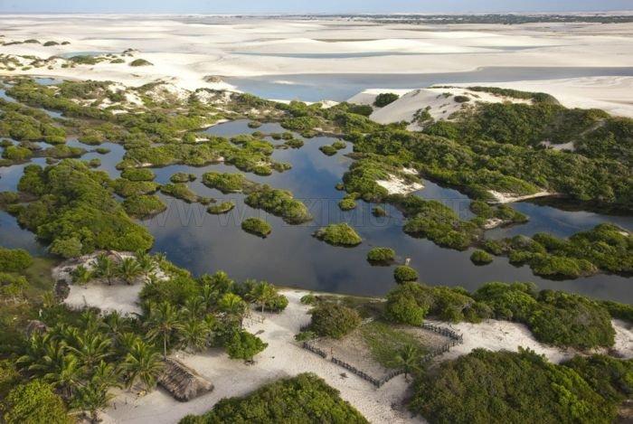 Brazil Dunes