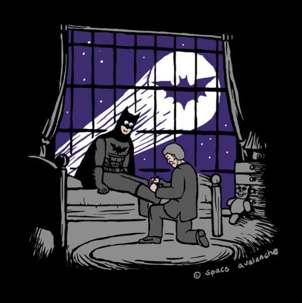 When People Take Their Love Of Batman Too Far