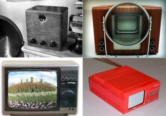 Legendary Soviet TVs