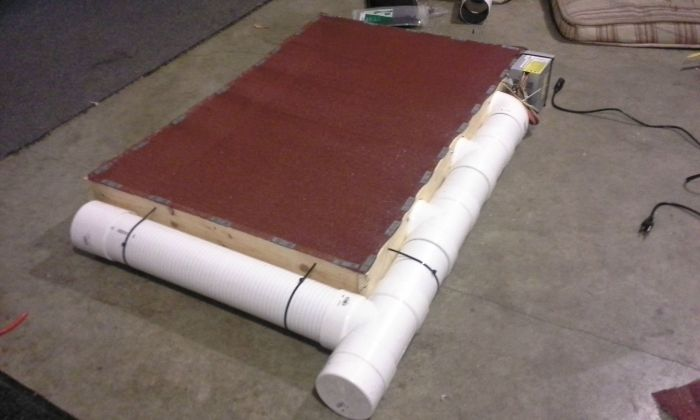 How To Make An Air Conditioned Dog Bed