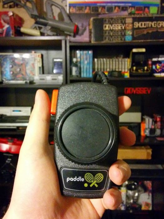 The Evolution Of The Video Game Joystick