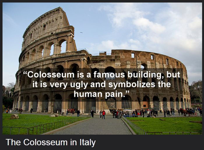 Funny One Star Reviews For The World's Most Famous Attractions