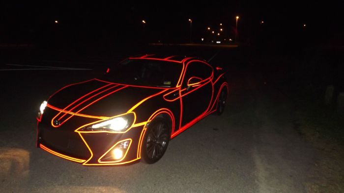 Tron 86 Project