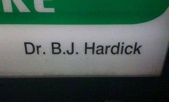 Hilarious Doctor Names