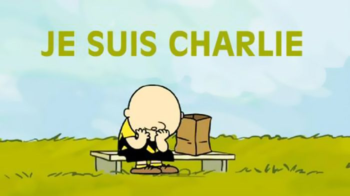 28 Cartoonists Honor The Victims Of The Charlie Hebdo Shooting