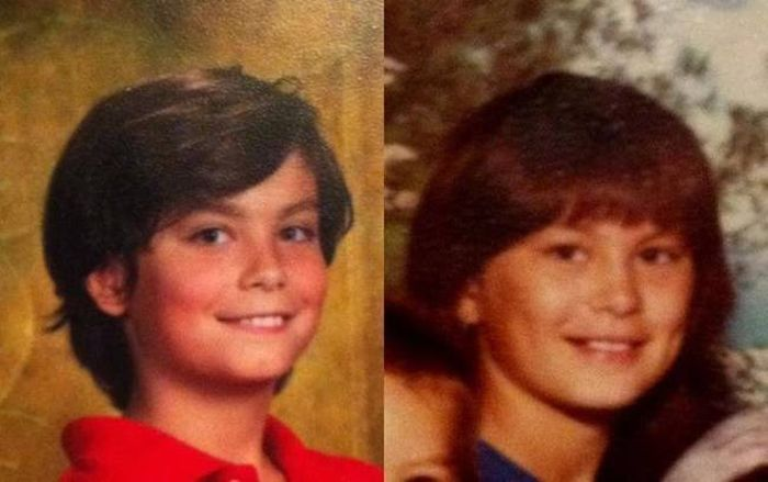 Parents That Looked Exactly Like Their Kids When They Were Younger