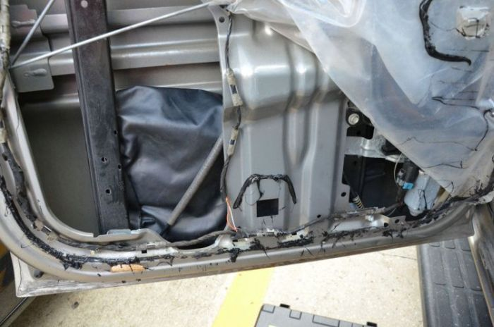There Was A Very Special Surprise Inside This Car Door