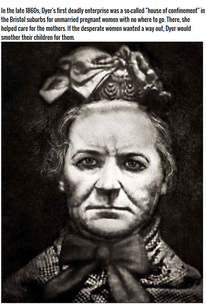 Amelia Dyer Is The Most Prolific Killer In British History