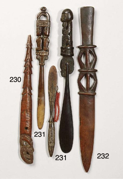 How To Make Maorik Knives