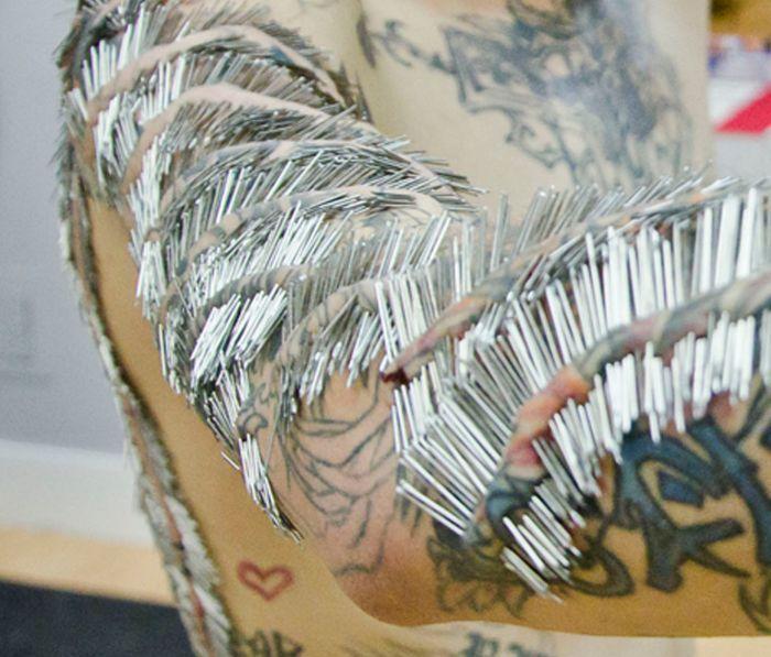 Man Breaks Disturbing Record With Needles