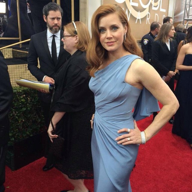An Inside Look At The 2015 Golden Globes