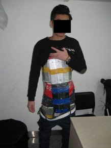 This Man Tried To Smuggle 94 iPhones