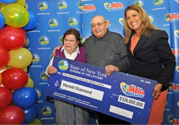 Retired Principal Wins A $326 Million Dollar Jackpot