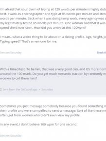 This Guy Got Completely Owned By A Woman On OK Cupid