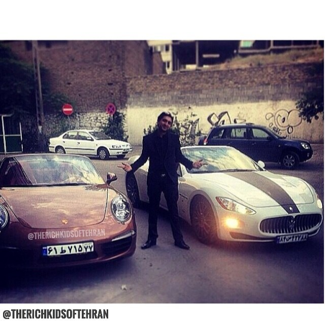 The Rich Kids Of Tehran Live Glorious Lives
