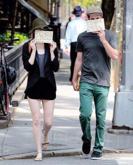 Emma Stone And Andrew Garfield Are The Best
