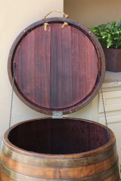 This Guy Creates Some Pretty Epic Stuff From Wine Barrels