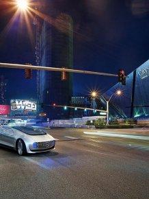 Mercedes-Benz F 015 Luxury