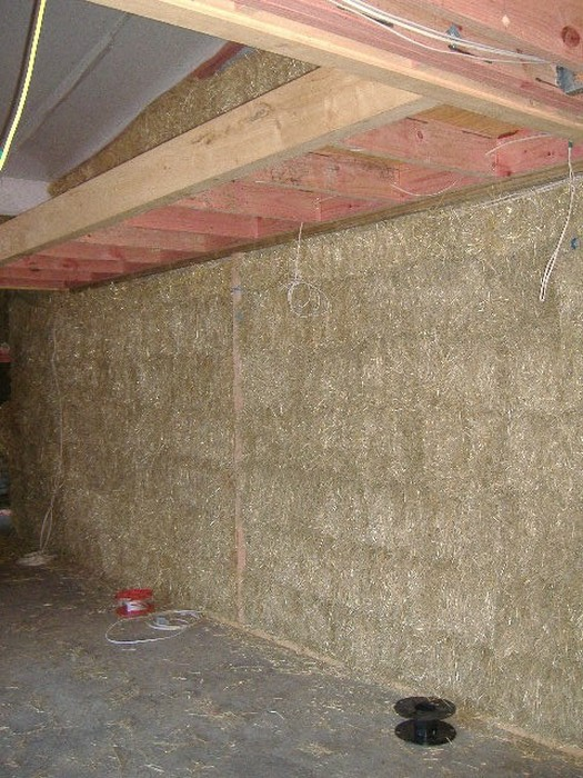 You Won't Believe This House Is Made Of Straw