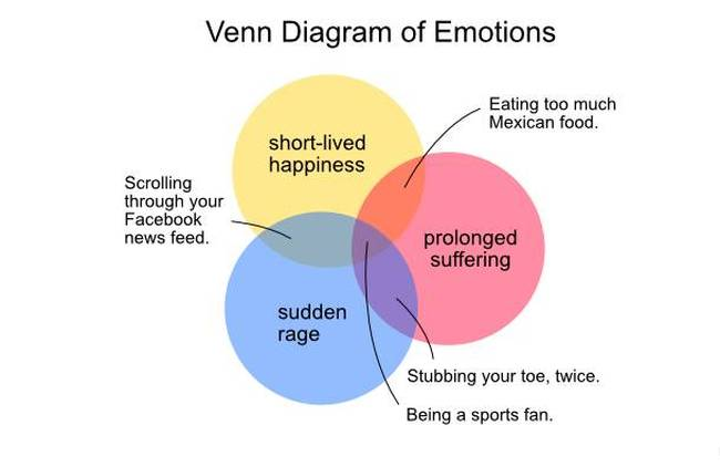 Venn Diagrams That Are Honest And Hilarious