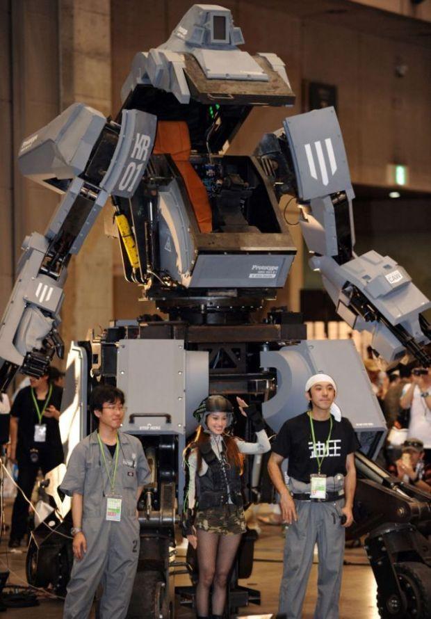Meet Kuratas The Million Dollar Robot