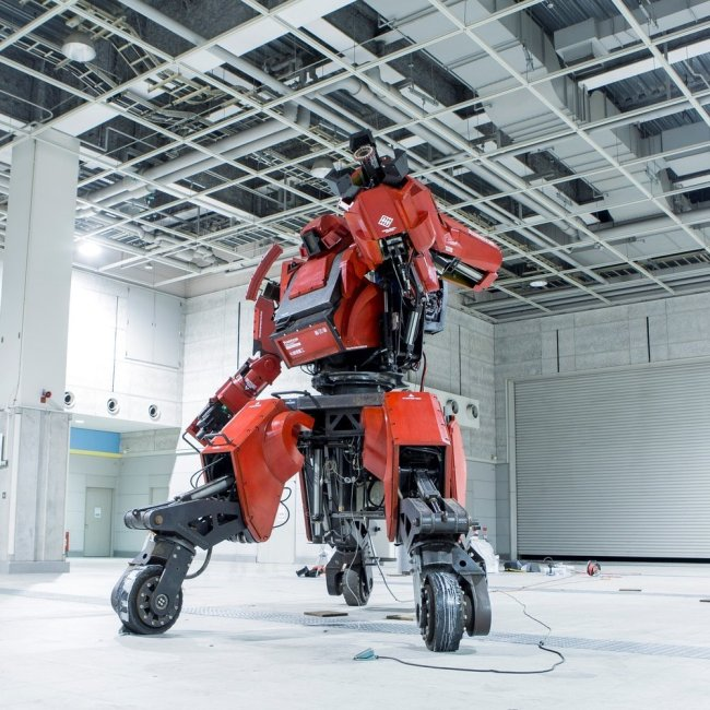 Meet Kuratas The Million Dollar Robot
