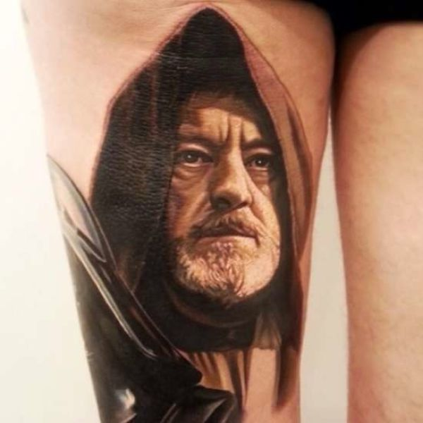 A Collection Of Incredible Face Tattoos Others