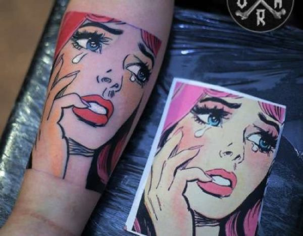 A Collection Of Incredible Face Tattoos