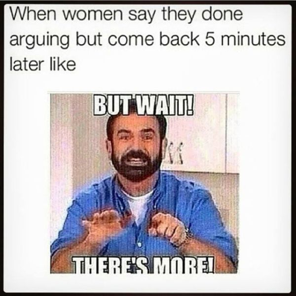 Don't Waste Time Trying To Understand Women, It's No Use