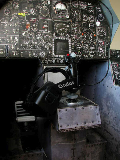 This Home Flight Simlator Will Only Cost You $30, part 30