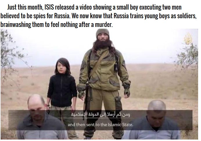 Scary Stories About ISIS
