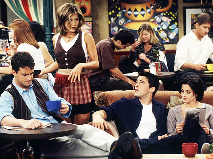 """There Is A Very Important Detail In """"Friends"""" You Never Noticed"""