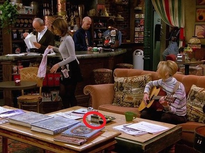 "There Is A Very Important Detail In ""Friends"" You Never Noticed"