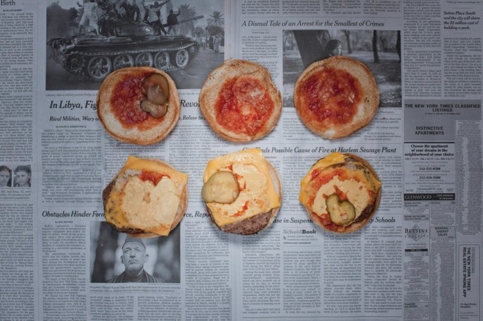 Meals Of The Poor From Around The World