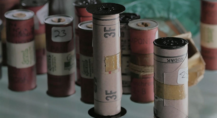 Collector Finds 31 Rolls Of Undeveloped Film By An Unknown WW II Soldier