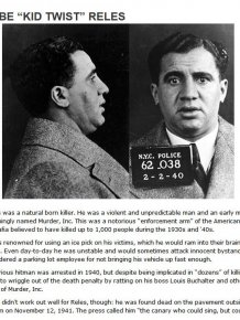 The 10 Deadliest Mafia Hitmen Of All Time