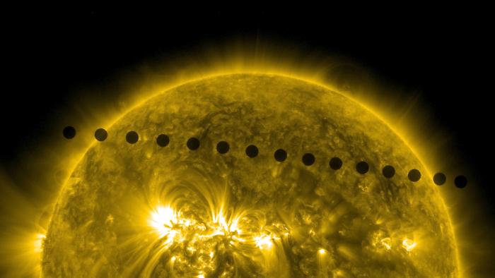 NASA Telescope Takes Its Its 100-Millionth Image