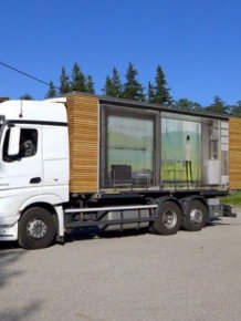 Beautiful Compact Mobile Home