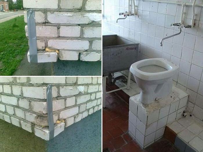 Russians Create Some Unique Architecture