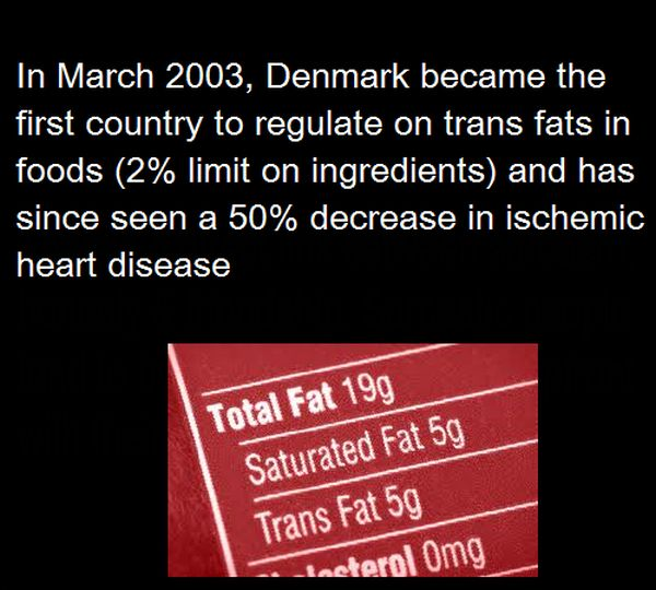 Facts You Probably Didn't Know About Denmark
