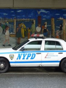 NYPD Downsizes Their Cop Cars