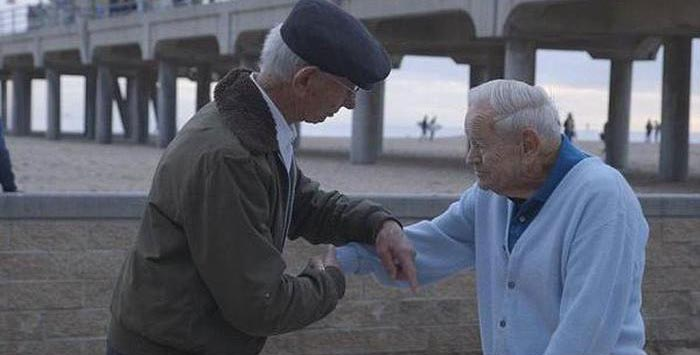 Concentration Camp Survivor Meets the Soldier Who Liberated Him