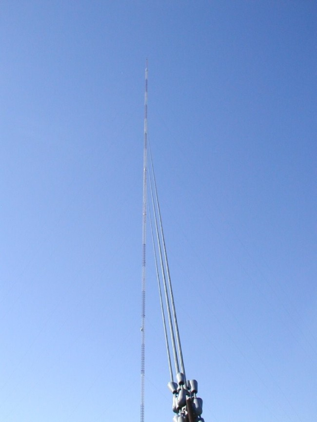 The Highest TV Tower In The World