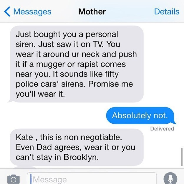 This Instagram Account Sounds Just Like Your Mother