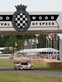 Goodwood 2011 - Festival of Speed