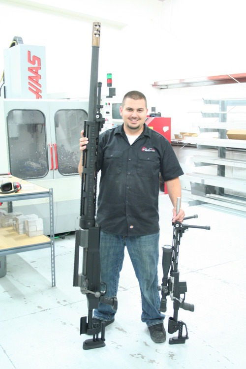 This Is What 14.9-mm Rifle Looks Like