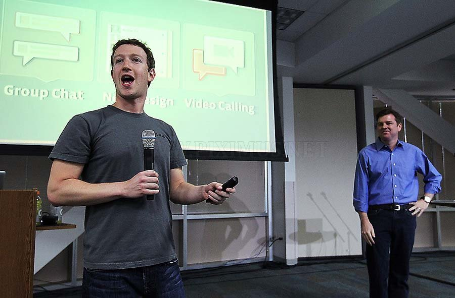 Facebook and Skype