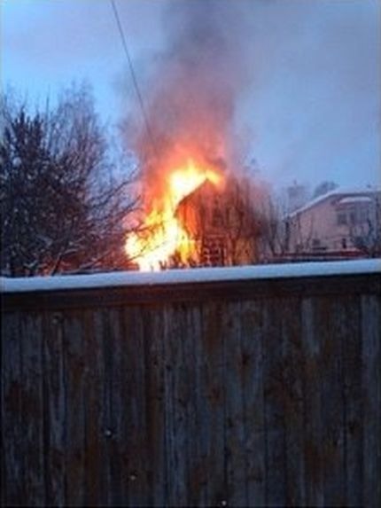 Burning Your Own House Down Is A Total Fail